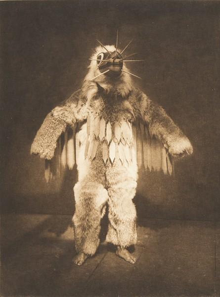 Hamasilahl - Qagyuhl (The North American Indian, v. X. Norwood, MA: The Plimpton Press, 1915)