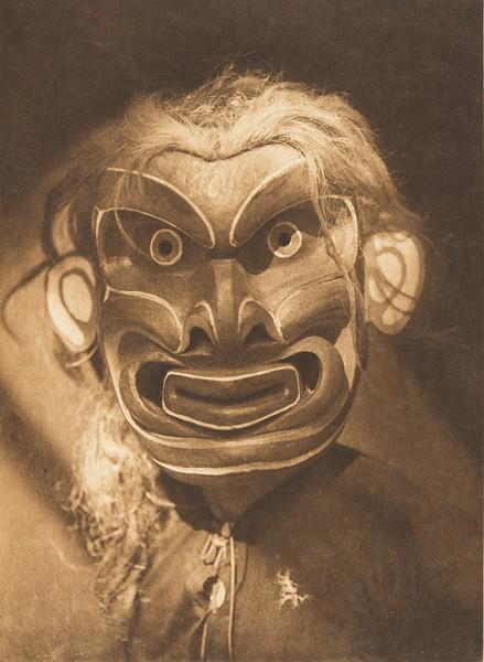 Pgwis - Qagyuhl (The North American Indian, v. X. Norwood, MA: The Plimpton Press, 1915)