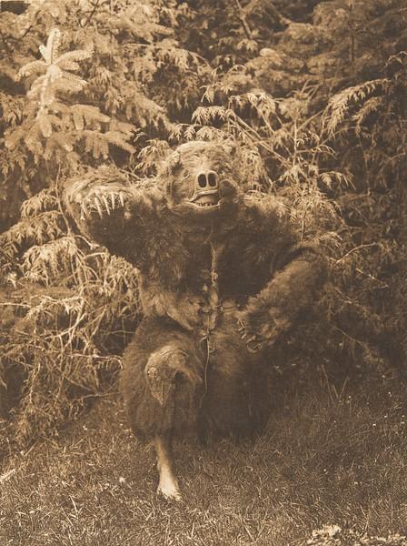 Nane - Qagyuhl (The North American Indian, v. X. Norwood, MA: The Plimpton Press, 1915)