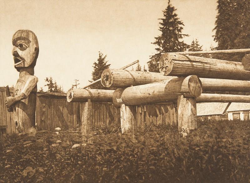 At Memkumlis [Kwakiutl] (The North American Indian, v. X. Norwood, MA: The Plimpton Press, 1915)