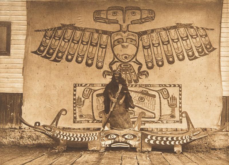A Nakoaktok Mawihl (The North American Indian, v. X. Norwood, MA: The Plimpton Press, 1915)