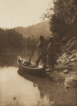 On Clayoquot Sound (The North American Indian, v. XI. Cambridge, MA: The University Press, 1916)