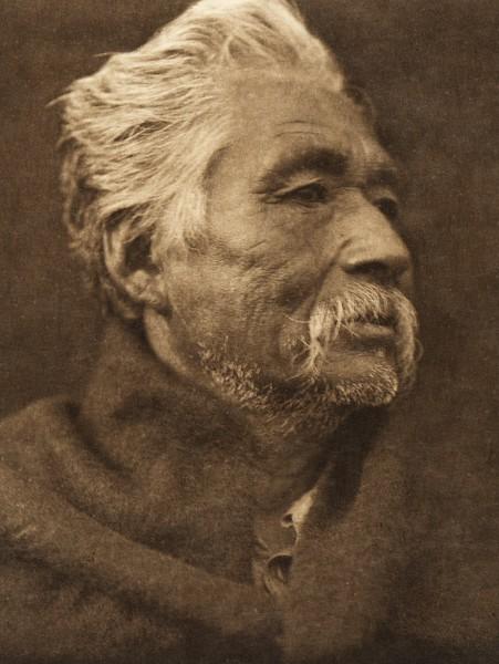 A Makah profile  (The North American Indian, v. XI. Cambridge, MA: The University Press, 1916)