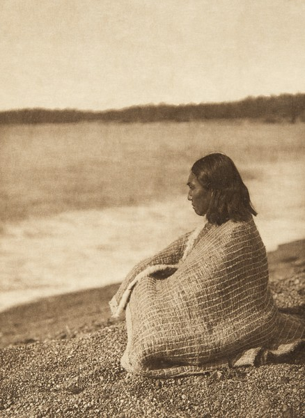 By the sea - Nootka (The North American Indian, v. XI. Cambridge, MA: The University Press, 1916)