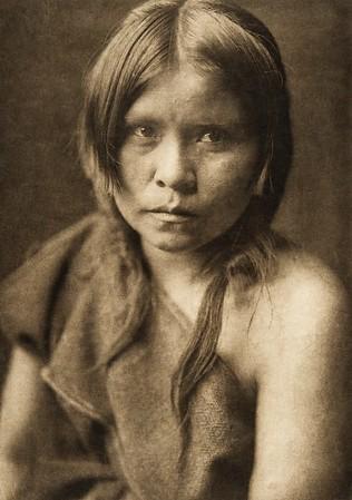 Pele -- Tewa (The North American Indian, v. XII. Norwood, MA, The Plimpton Press, 1922)