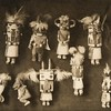 Kachina dolls (The North American Indian, v. XII. Norwood, MA, The Plimpton Press, 1922)