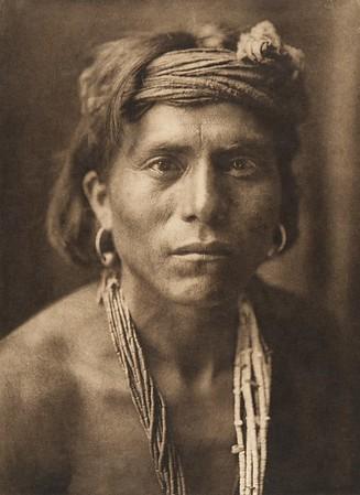 Nova -- Walpi (The North American Indian, v. XII. Norwood, MA, The Plimpton Press, 1922