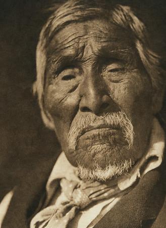 Old Bob - Karok (The North American Indian, v. XIII. Norwood, MA, The Plimpton Press,  1924)
