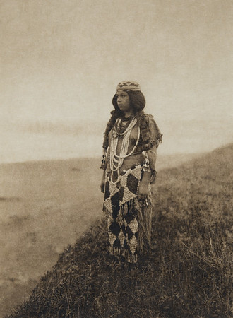 On the shores of the Pacific - Tolowa (The North American Indian, v. XIII. Norwood, MA, The Plimpton Press,  1924)