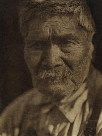 Tachahaqachile - Kato (The North American Indian, v. XIV. Norwood, MA, The Plimpton Press, 1924)
