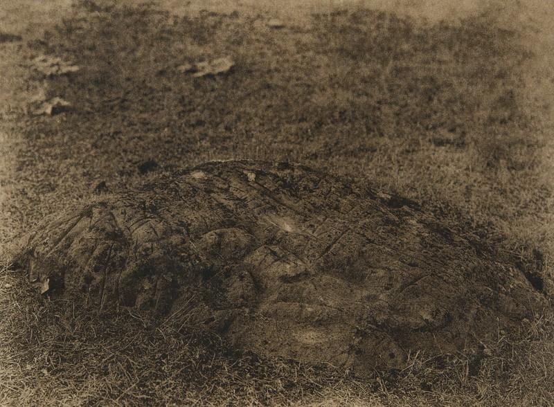 Conception Rock near Ukiah - Pomo (The North American Indian, v. XIV. Norwood, MA, The Plimpton Press, 1924)