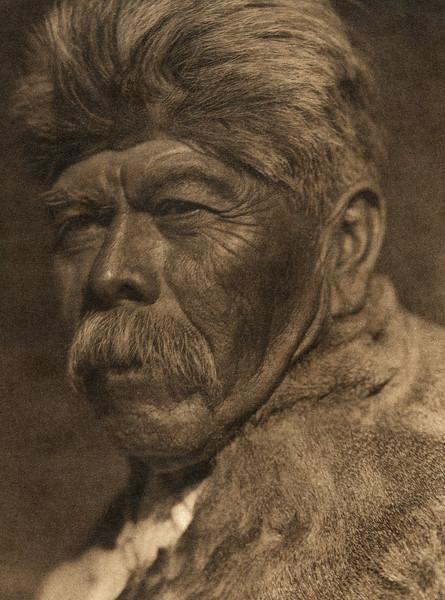 A Chuckchansi Yokuts (The North American Indian, v. XIV. Norwood, MA, The Plimpton Press, 1924)