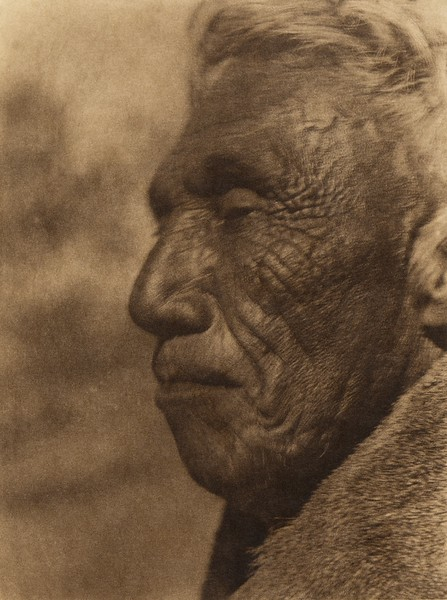Bob Lowry - Pyramid Lake Paviotso  (The North American Indian, v. XV. Norwood, MA, The Plimpton Press, 1926)