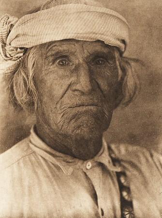 Santana Quintana - Cochiti (The North American Indian, v. XVI. Norwood, MA, The Plimpton Press,  1926)