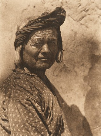 A Santo Domingo man (The North American Indian, v. XVI. Norwood, MA, The Plimpton Press,  1926)