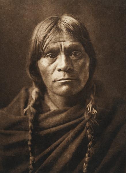 "Agoyo-aye - ""Star Moving"" - San Ildefonso (The North American Indian, v. XVII. Norwood, MA, The Plimpton Press,  1926)"