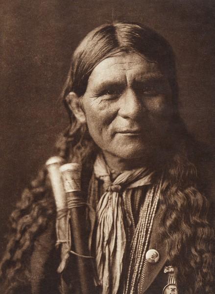 A Santa Clara man (The North American Indian, v. XVII. Norwood, MA, The Plimpton Press,  1926)
