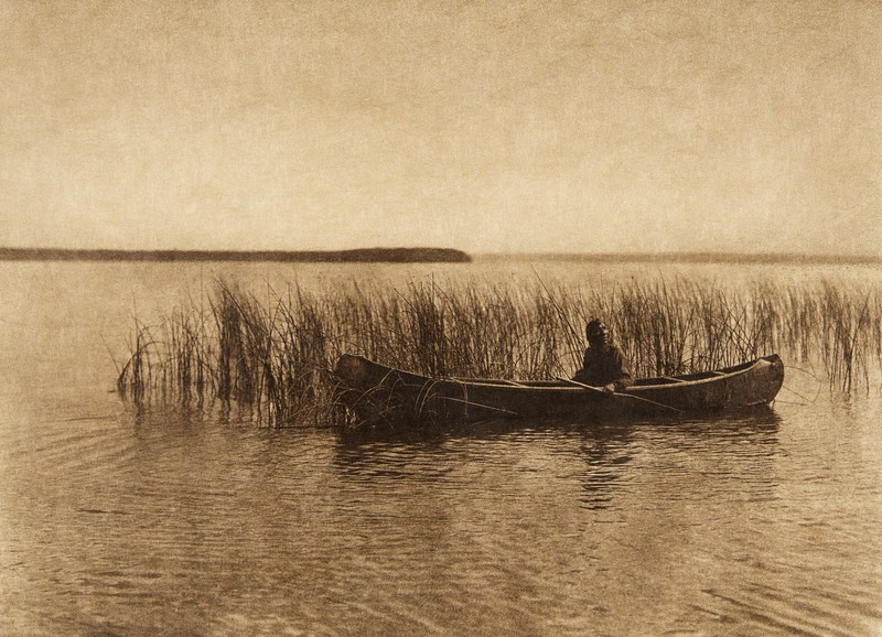Lac les Isles - Cree (The North American Indian, v. XVIII. Norwood, MA, The Plimpton Press,  1928)