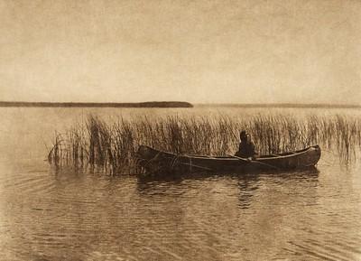 Lac les Isles - Cree (The North American Indian, v. XVIII. Norwood, MA, The Plimpton Press,  1928)