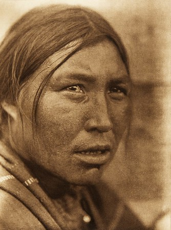 """Mawinehikis - """"Tries-to-excel"""" - Cree (The North American Indian, v. XVIII. Norwood, MA, The Plimpton Press,  1928)"""