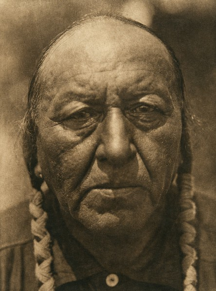First Walker - Ponca (The North American Indian, v. XIX. Norwood, MA, The Plimpton Press,  1930)