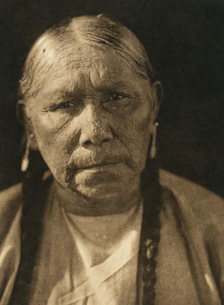 Kicha - Comanche (The North American Indian, v. XIX. Norwood, MA, The Plimpton Press,  1930)