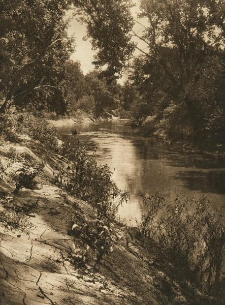 The Washita (The North American Indian, v. XIX. Norwood, MA, The Plimpton Press,  1930)