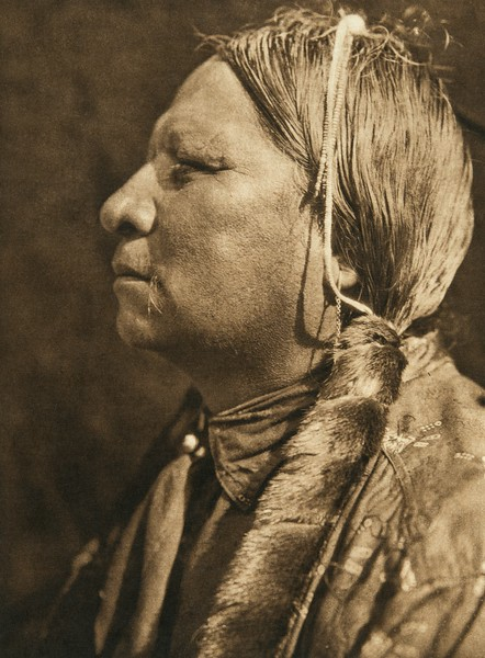 Walter Ross - Wichita (The North American Indian, v. XIX. Norwood, MA, The Plimpton Press,  1930)