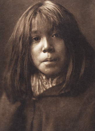 Mohave Child (Indians of North America, v. II. Cambridge, MA: The University Press, 1908)