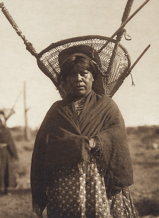 Kiho Carrier - Qahatika (Indians of North America, v. II. Cambridge, MA: The University Press, 1908)