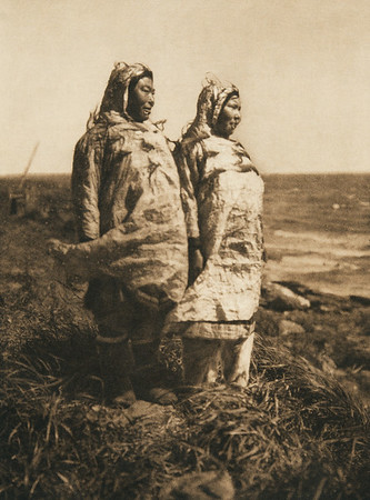 Tenaktak Wedding Guests (The North American Indian, v. X. Norwood, MA: The Plimpton Press, 1915)