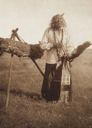 Elk Head, and the Sacred Pipe Bundle [Sioux] (Indians of North America, v. III. Cambridge, MA: The University Press, 1908)