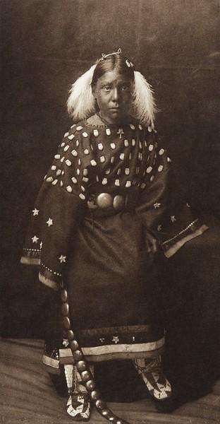 Ogalala Child (Indians of North America, v. III. Cambridge, MA: The University Press, 1908)