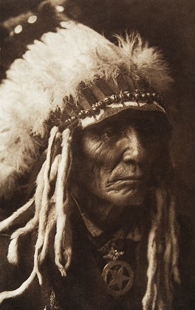 Calico - Ogalala (Indians of North America, v. III. Cambridge, MA: The University Press, 1908)