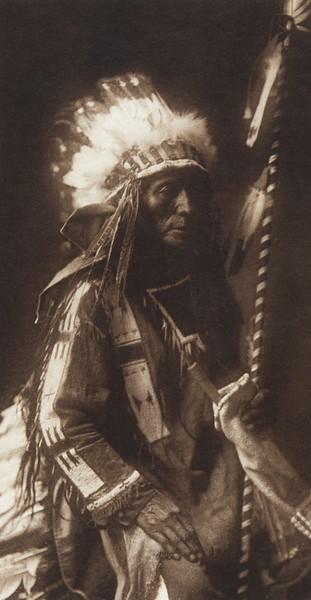 Good Lance - Ogalala (Indians of North America, v. III. Cambridge, MA: The University Press, 1908)