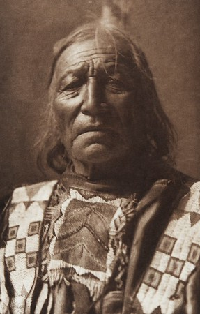 Short Log - Two Kettle [Sioux] (Indians of North America, v. III. Cambridge, MA: The University Press, 1908)