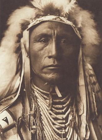 Does Everything - Apsaroke (Indians of North America, v. IV. Cambridge, MA: The University Press, 1909)