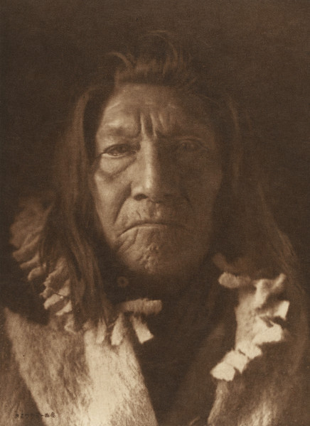 Hunts to Die - Apsaroke (Indians of North America, v. IV. Cambridge, MA: The University Press, 1909)
