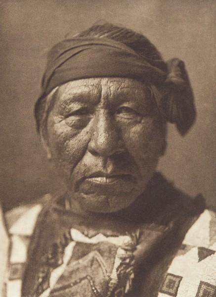 Sitting Owl - Hidatsa (Indians of North America, v. IV. Cambridge, MA: The University Press, 1909)