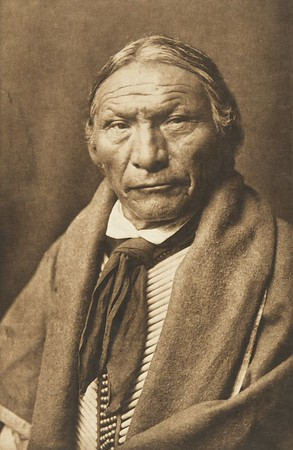 Cheyenne Man (The North American Indian, v. VI. Cambridge, MA: The University Press, 1911)
