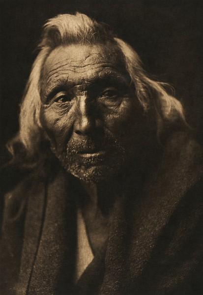 Lishhaiahit - Kittitas (The North American Indian, v. VII. Norwood, MA: The Plimpton Press, 1911)