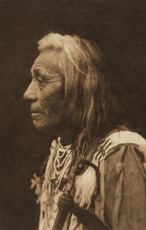 Cayuse Profile (The North American Indian, v. VIII. Norwood, MA: The Plimpton Press, 1911)