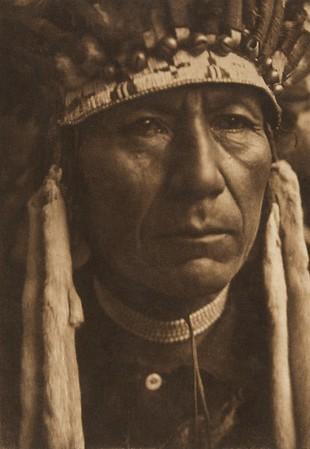 A Nez Perce (The North American Indian, v. VIII. Norwood, MA: The Plimpton Press, 1911)