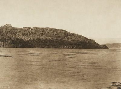 Island of the Dead - Wishham (The North American Indian, v. VIII. Norwood, MA: The Plimpton Press, 1911)