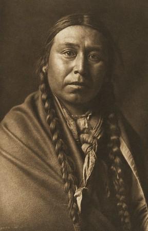 Wishham Man (The North American Indian, v. VIII. Norwood, MA: The Plimpton Press, 1911)