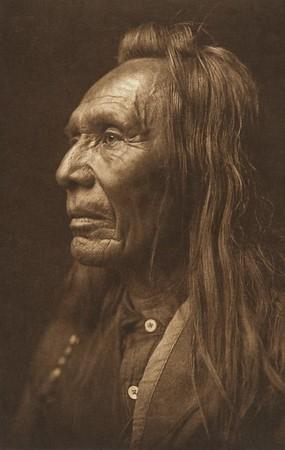 Three Eagles - Nez Perce (The North American Indian, v. VIII. Norwood, MA: The Plimpton Press, 1911)