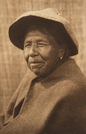 Kalasetsah - Skokomish (The North American Indian, v. IX. Norwood, MA: The Plimpton Press, 1913)