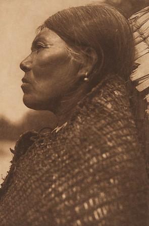 Bahlkabuh - Skokomish (The North American Indian, v. IX. Norwood, MA: The Plimpton Press, 1913)