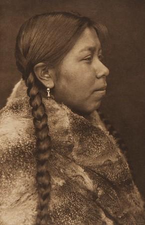 Tsatsalaltsa - Quilcene (The North American Indian, v. IX. Norwood, MA: The Plimpton Press, 1913)
