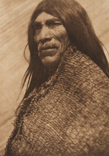 Lahkeudup - Skokomish (The North American Indian, v. IX. Norwood, MA: The Plimpton Press, 1913)